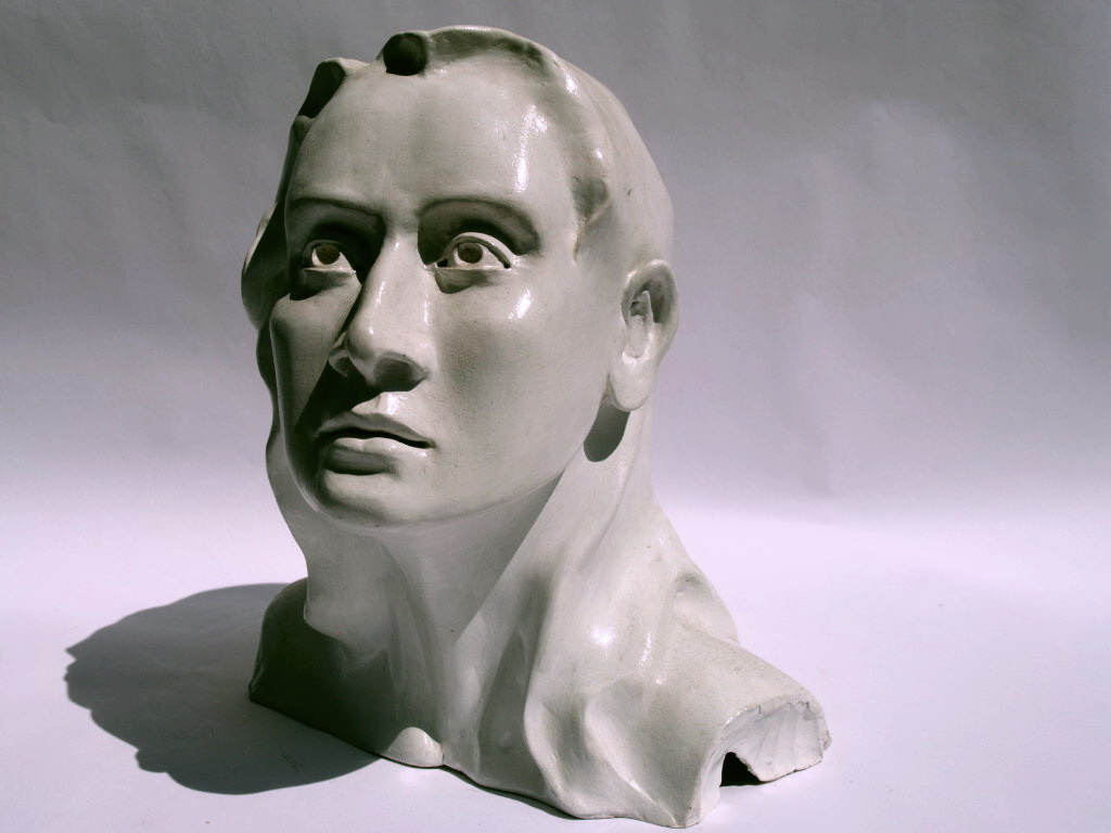 Sc28.1 - Terracotta 25x23 cm