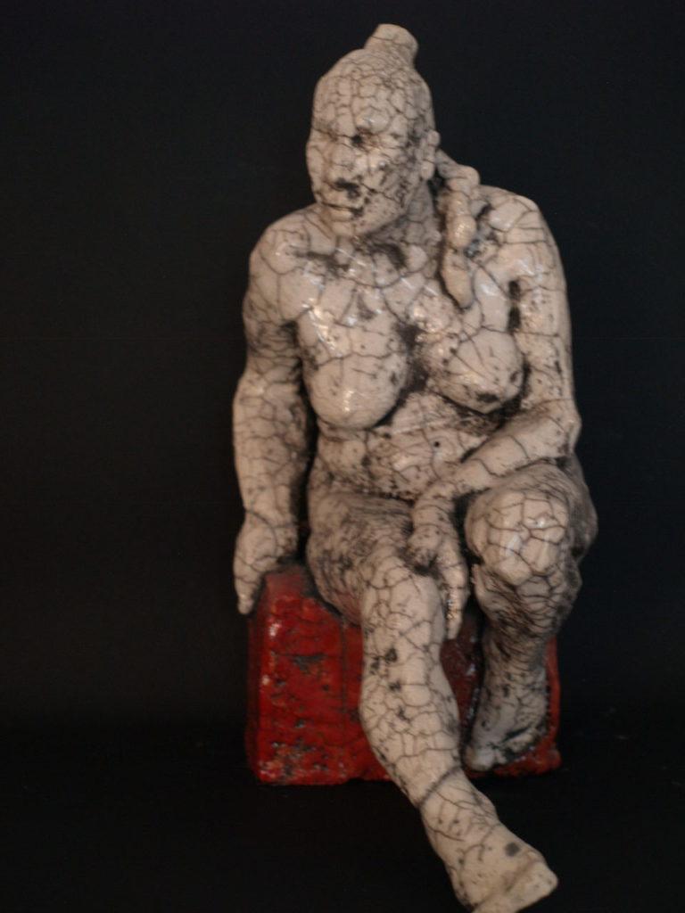 SC61.1 - Terracotta 29x13 cm